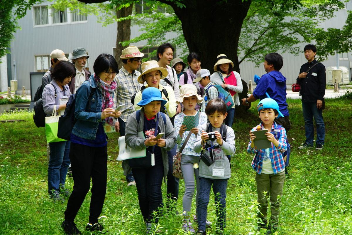 生物多様性保全と森林保全