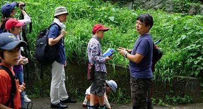 市民参加の生きものモニタリング調査 夏休み特別!!「宿題バッチリ!夏休み子ども生きモニ」