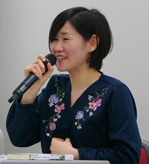 疋田 香澄 氏 プロフィール