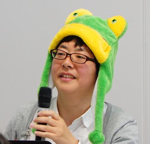 講師の櫻井麻紀子さん。 「SDGs」「エシカル」を子どもたちにも楽しく解説してくださいました 。
