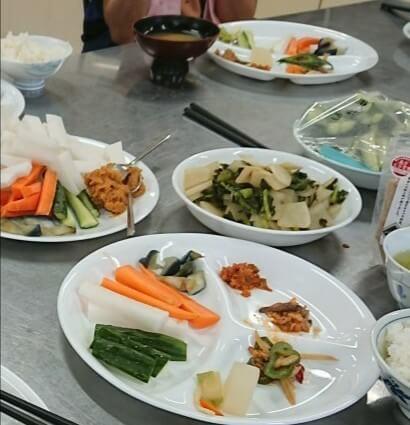 【活動報告】くらしはっぴぃ委員会「産直野菜のおいしい秘密」