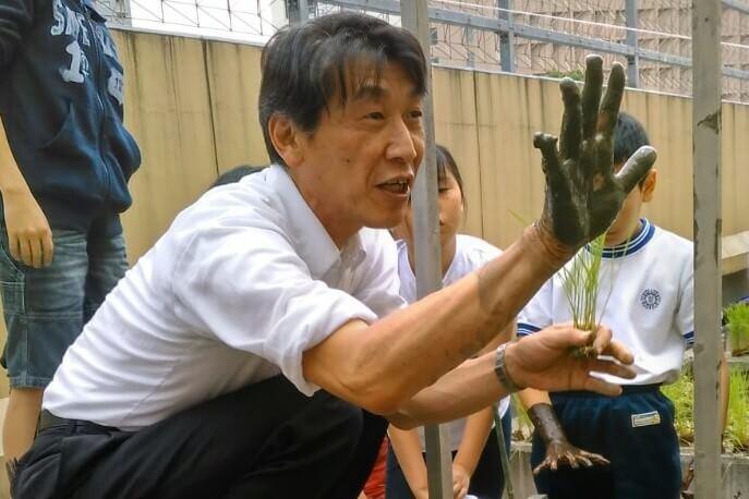 2016年度(平成28年度) パルシステム東京教育支援活動「お米の出前授業」実施校