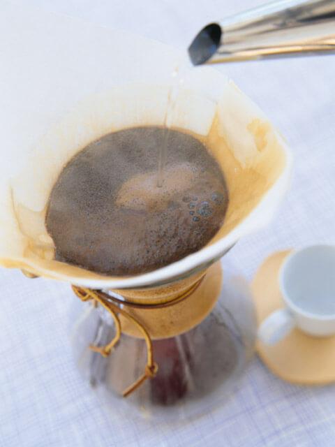 美味しいコーヒーでホッとひと息♪