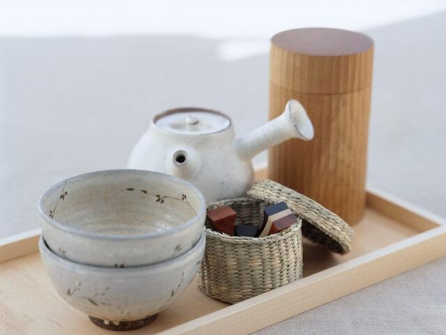 鹿児島知覧有機栽培の緑茶学習会