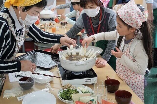 秋田をまるごと味わおう!親子あったか郷土料理教室in東京
