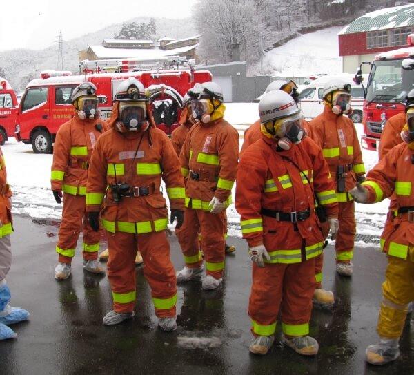地元消防士が初めて語る、福島原発事故
