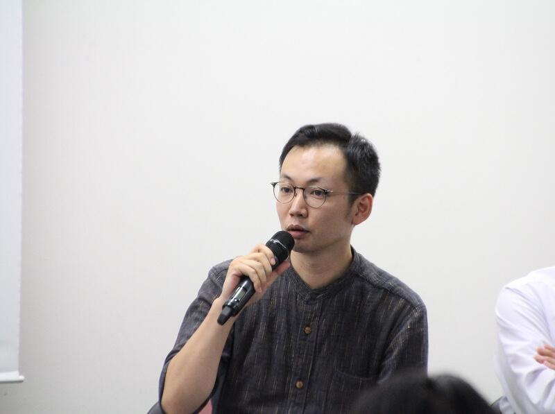 「おだやかな革命」の監督・渡辺智史さん