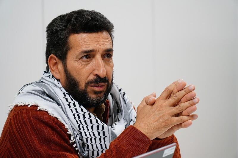 パレスチナの百姓 サアド・ダゲールさんを囲む会