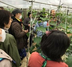 【活動報告】4委員会連携バス企画「サンドファーム旭」産地交流会