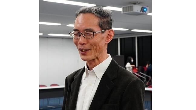 講師の(株)ATJ 小林さん