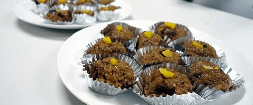 韓国伝統菓子「ヤクシク」