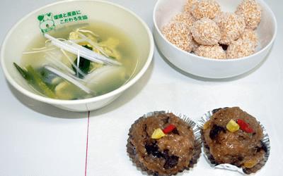 食べながら、韓国の話しやこれからの日韓市民交流について話がはずみます!