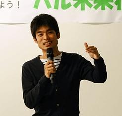 認定NPO法人日本NPOセンター 事務局長 吉田健治氏