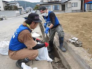 【東日本大震災】役職員による復興支援プロジェクト