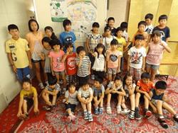 【福島親子支援】サマーランドで思いきり遊ぼう!つながろう!パルシステム福島&パルシステム東京「夏休み!子ども交流企画」を開催