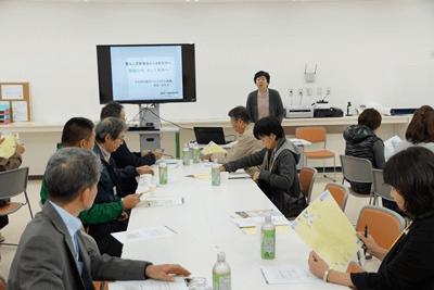 パルシステム福島の和田理事長から、福島の現状について報告