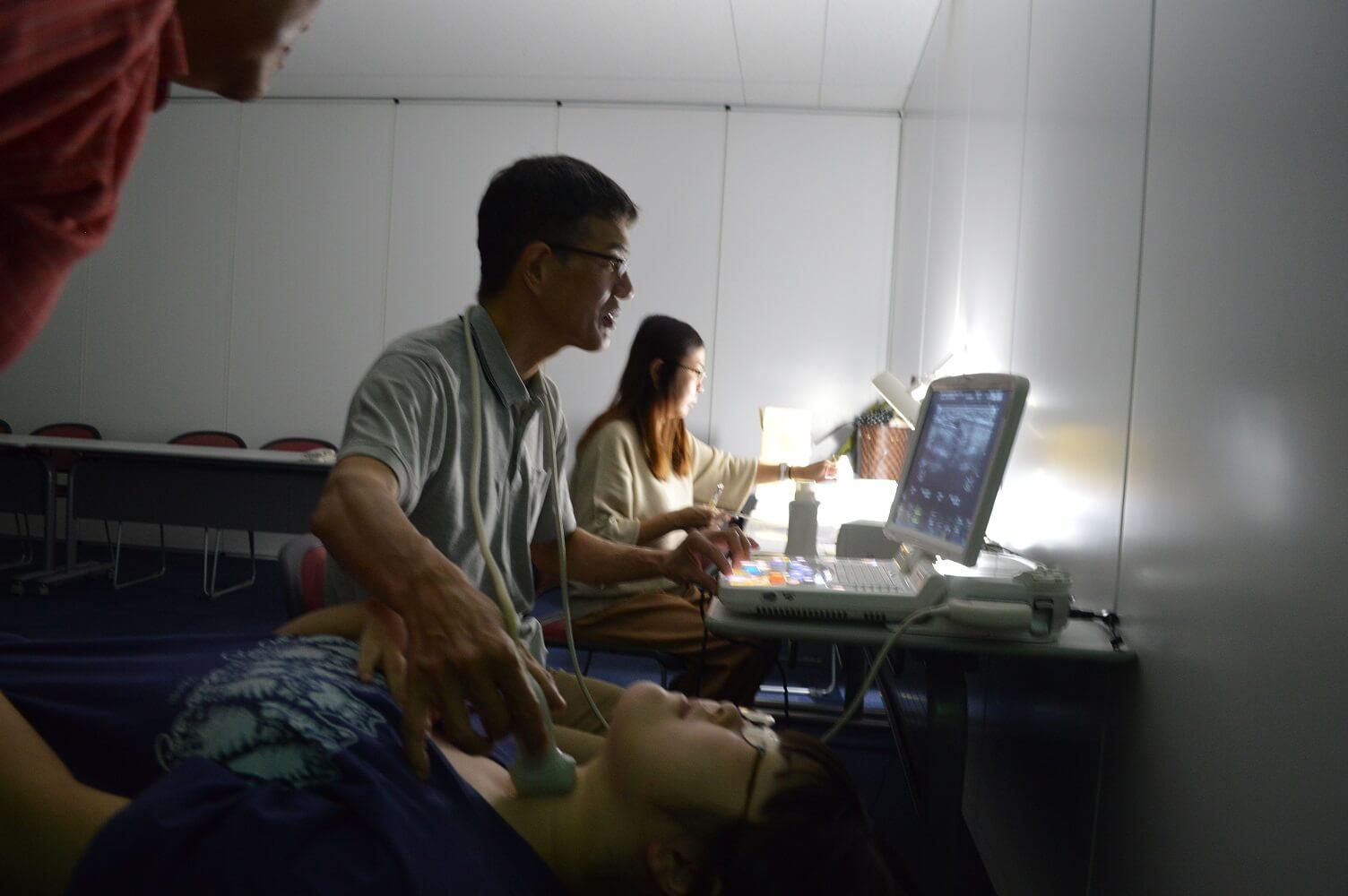 パルシステム東京「子どもの甲状腺検診」