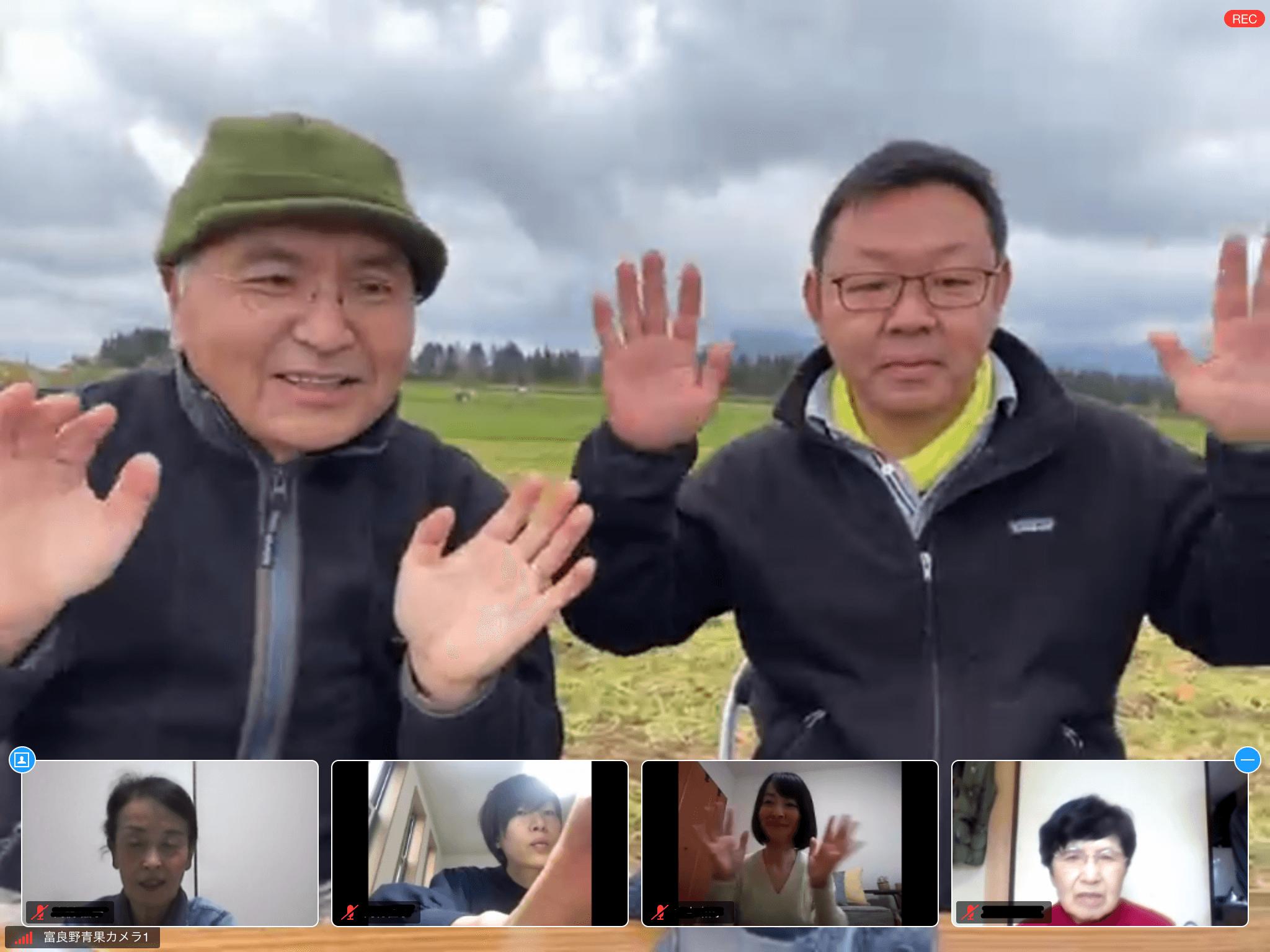 右:代表取締役 村上さん、左:セールスマネージャー 岸本さん
