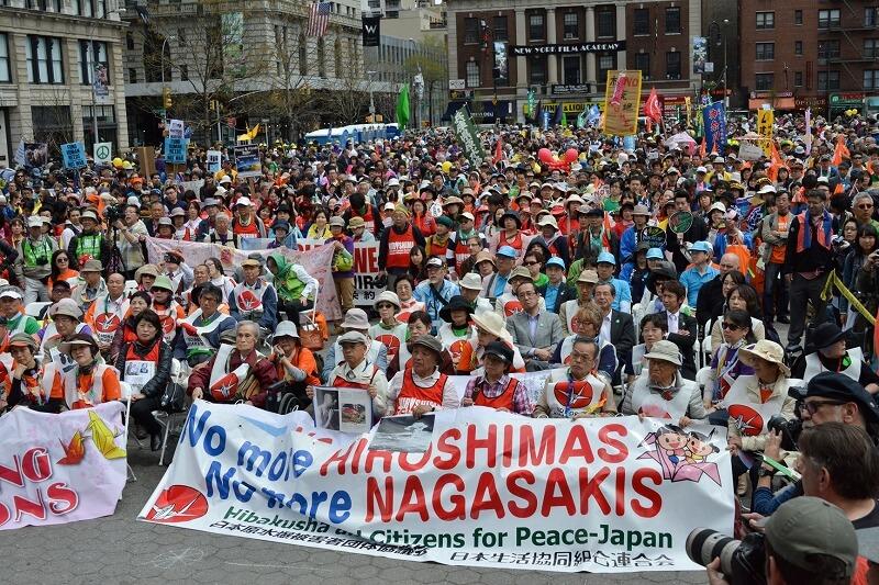 「ヒバクシャ国際署名」の呼びかけに累計229,795筆! ご協力ありがとうございました。