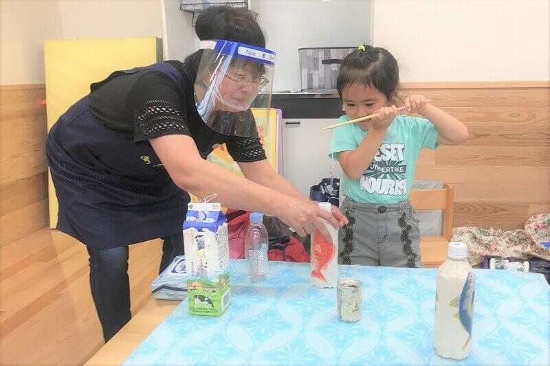 「どうすれば子どもに『エコ』を伝えられる?」 | ぱる★キッズ足立の幼児クラスが「環境リサイクル学習会」に参加しました