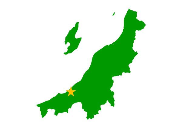 新潟県上越市吉川区