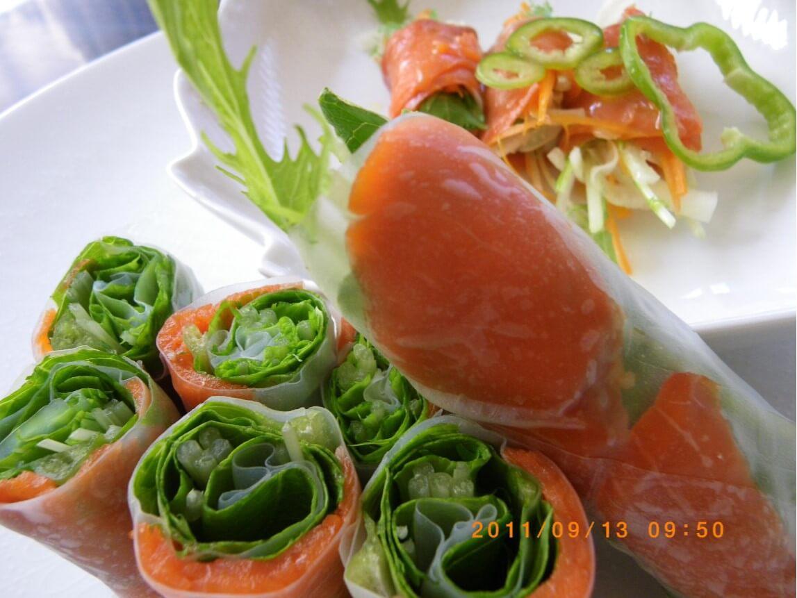 【 H-3 】 野菜たっぷりのコース料理をおうちでつくりましょう!