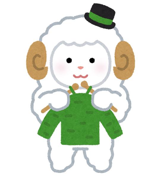 羊ぐるぐる ワークショップ