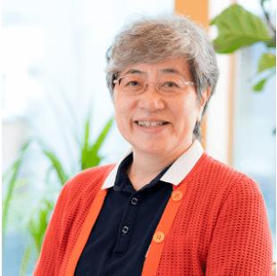 秋山 正子氏(Masako Akiyama)