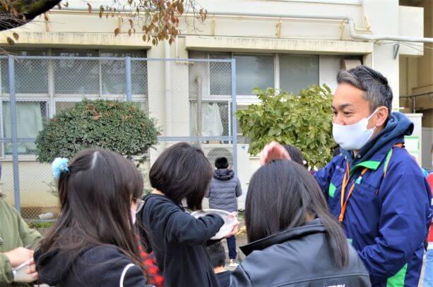 2020年度(令和2年度) パルシステム東京教育支援活動「お米の出前授業」実施校