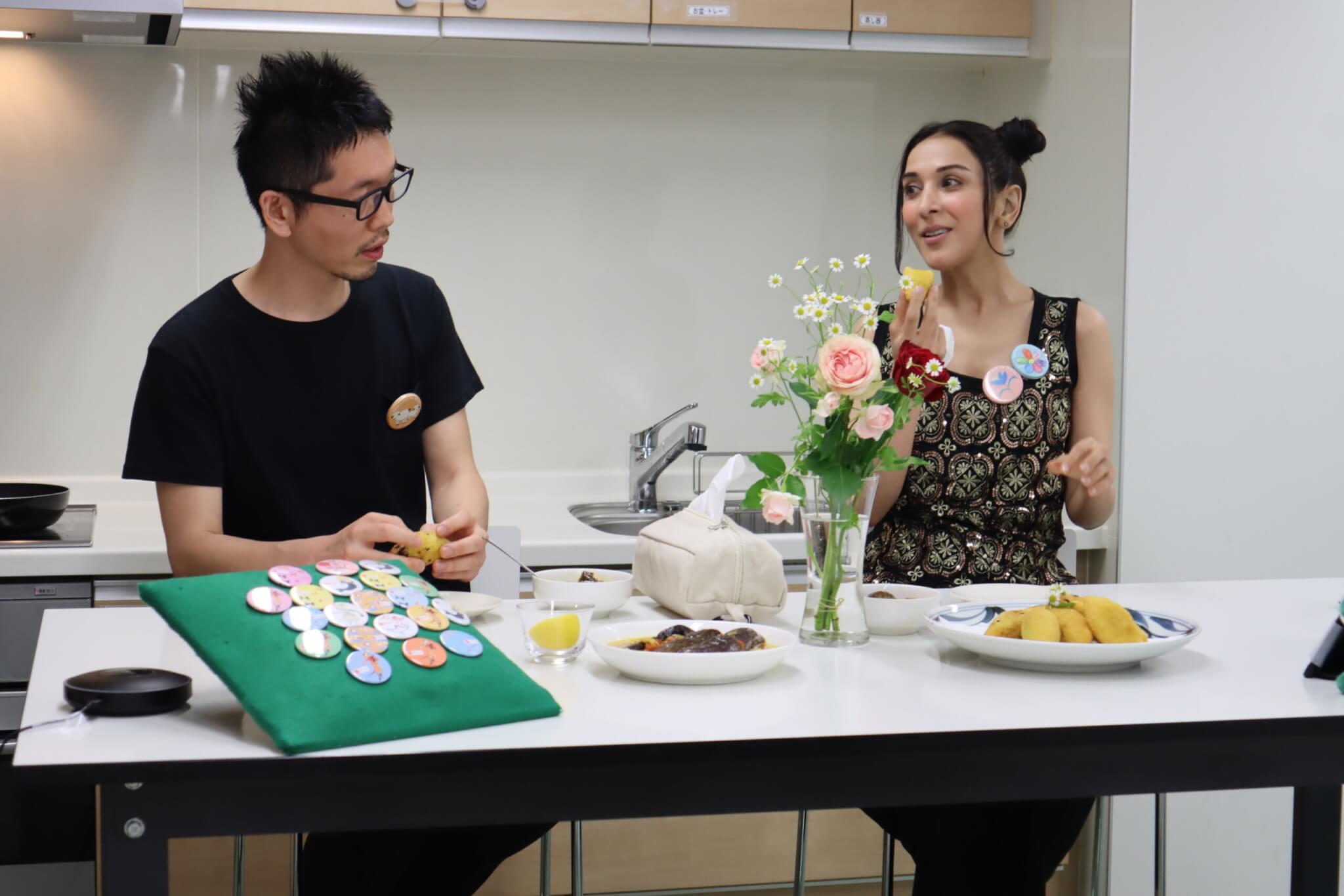 オンライン学習会 ~キッチンで学ぶ・こころのレシピ~ #未来へつなげ2030 を開催しました。