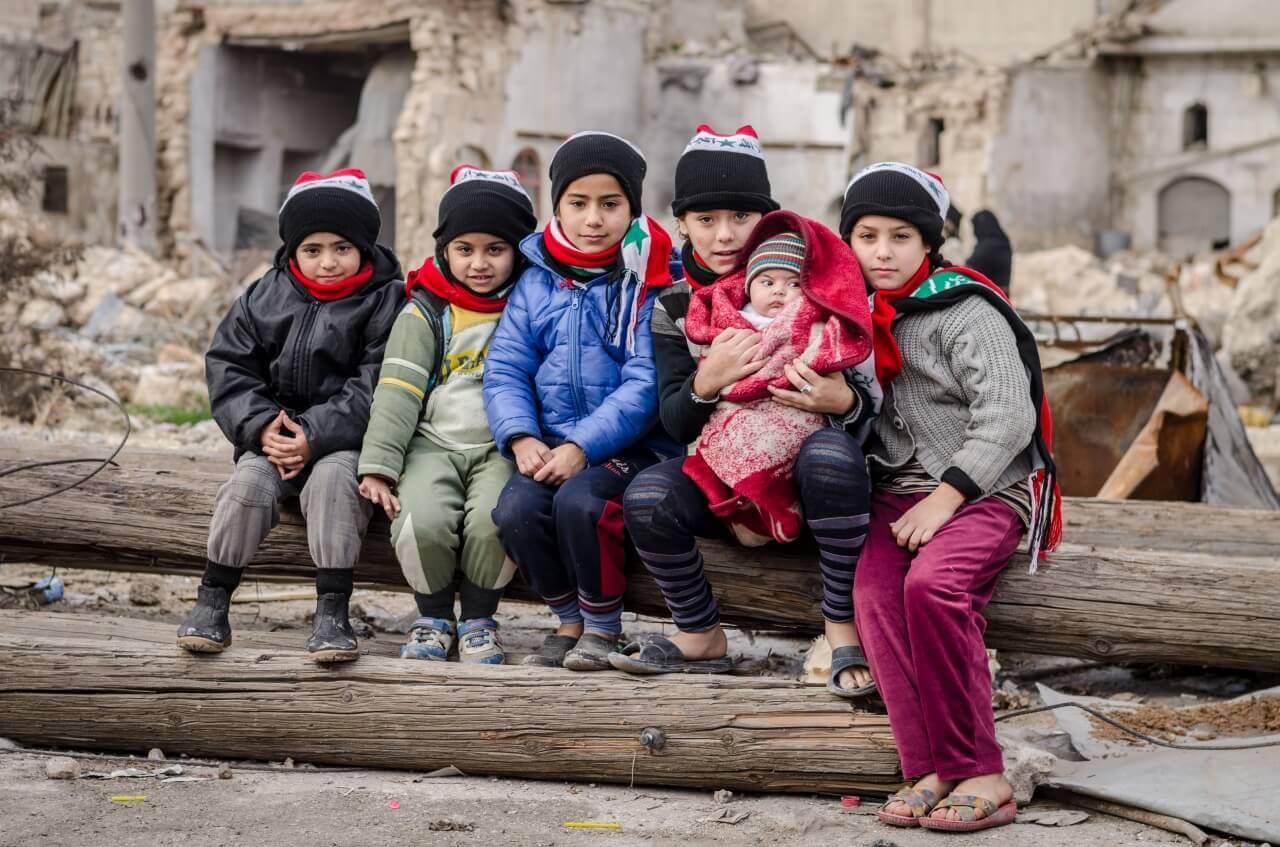 【企画終了しました】#未来へつなげ2030 オンライン学習会「出口の見えない難民問題の今」