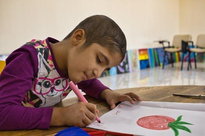 平和カンパのプロジェクトを知ろう②イラク/白血病などの治療を受ける子どもたちへ | JIM-NET