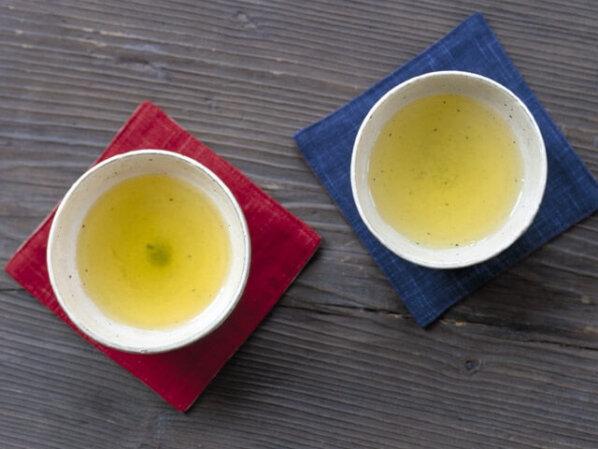有機鹿児島知覧茶をおいしく飲むために