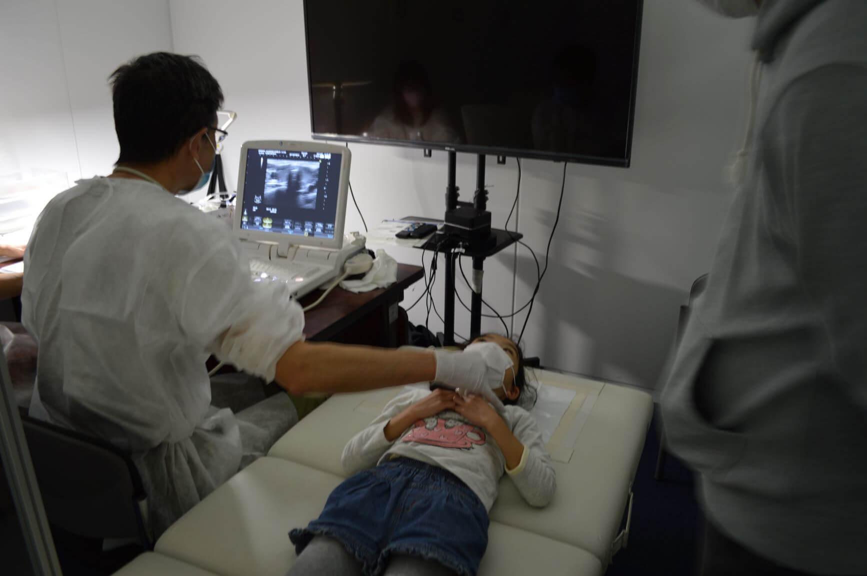 2021年度子どもの甲状腺検診のご案内