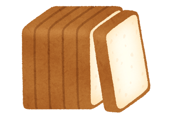 「国産小麦もっちり食パン」でほっこり♡