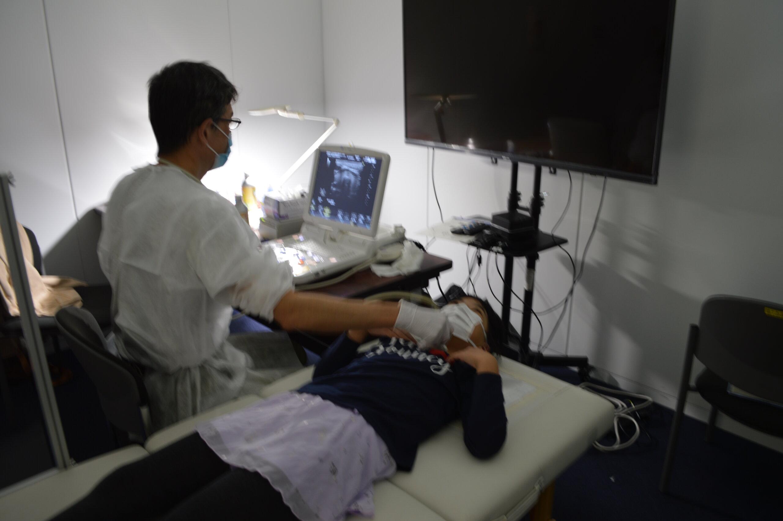 パルシステム東京「子どもの甲状腺検診・甲状腺検診事前学習会」